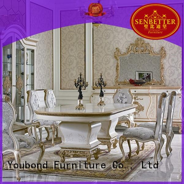 european italian style dining set with table for home