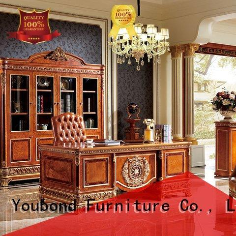 OEM desk furniture desk wood room classic office furniture