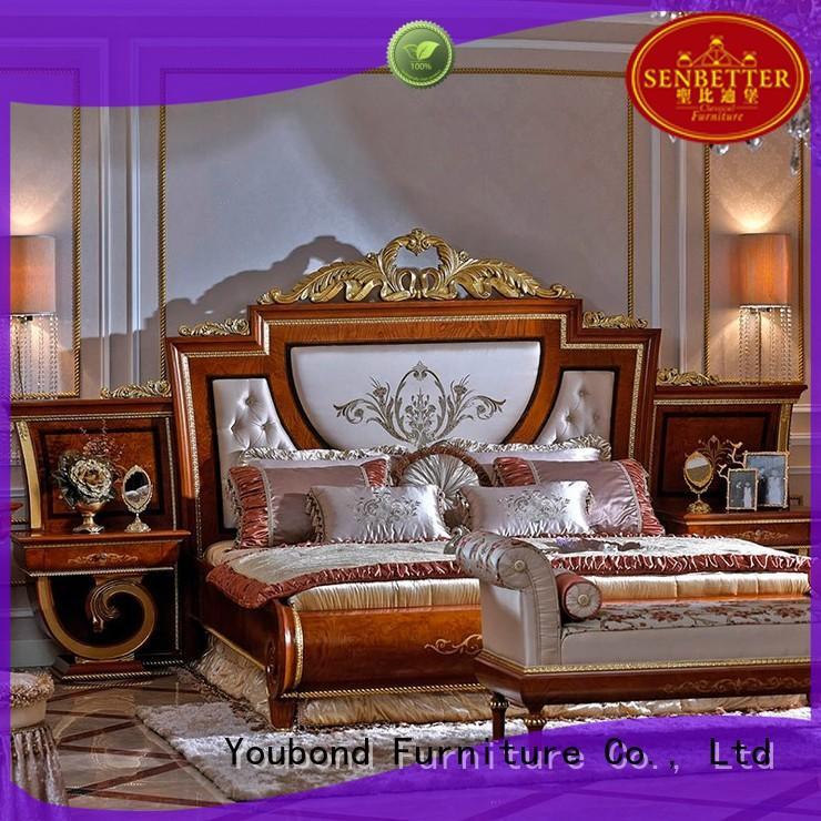 Senbetter luxury italian bedroom furniture wardrobe for decoration