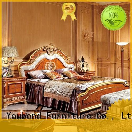 Senbetter italian style italian bedroom furniture with solid wood table and chairs for sale