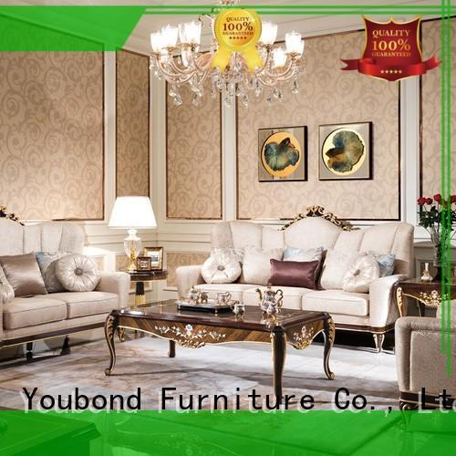 Senbetter italian formal living room furniture for hotel