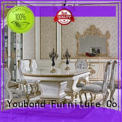 table solid wood dining room table buffet for hotel Senbetter