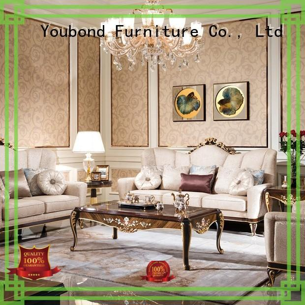 european living room furniture deals with fabric or leather sofa for home