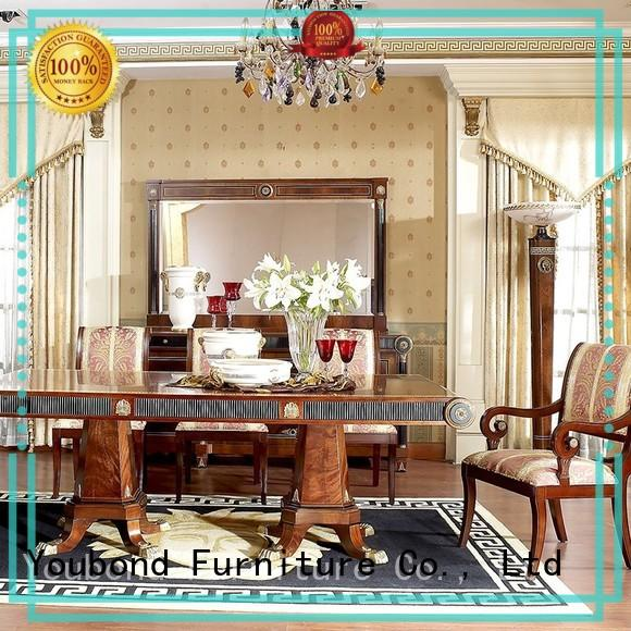 italian wood dining room sets manufacturer for sale
