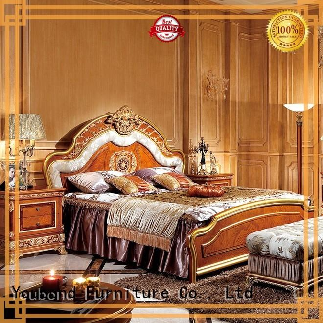 Senbetter classic italian bedroom furniture with chinese element for decoration