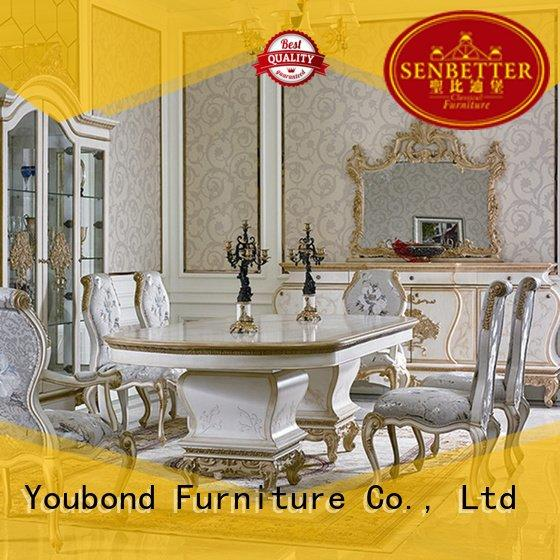 Senbetter Brand dining classic set 0067 classic dining room furniture