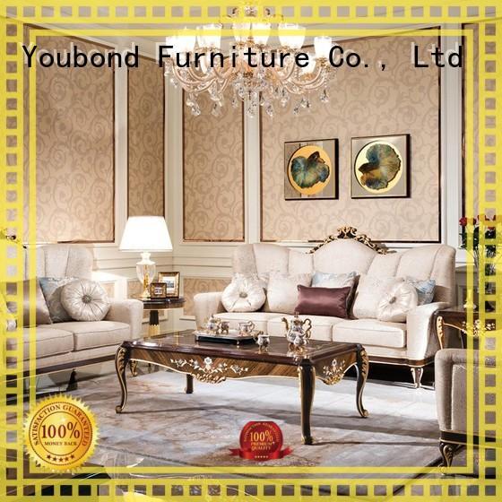 delicate sofa baroque classic living room furniture dubai Senbetter Brand