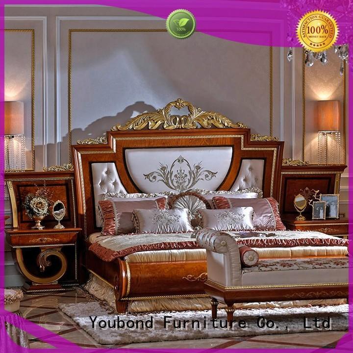 Wholesale design veneer classic bedroom furniture Senbetter Brand