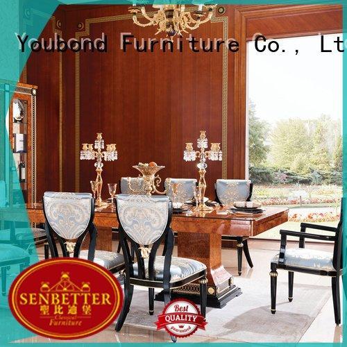 wooden Senbetter classic dining room furniture