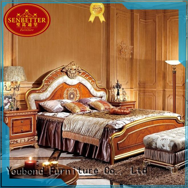Senbetter classical classic traditional furniture factory for royal home and villa