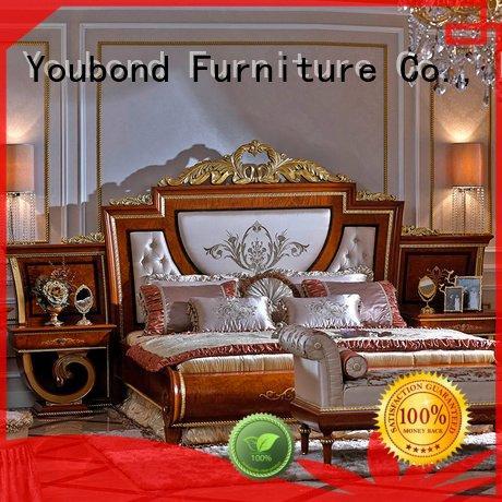 oak bedroom furniture style gross solid wood bedroom furniture Senbetter Warranty