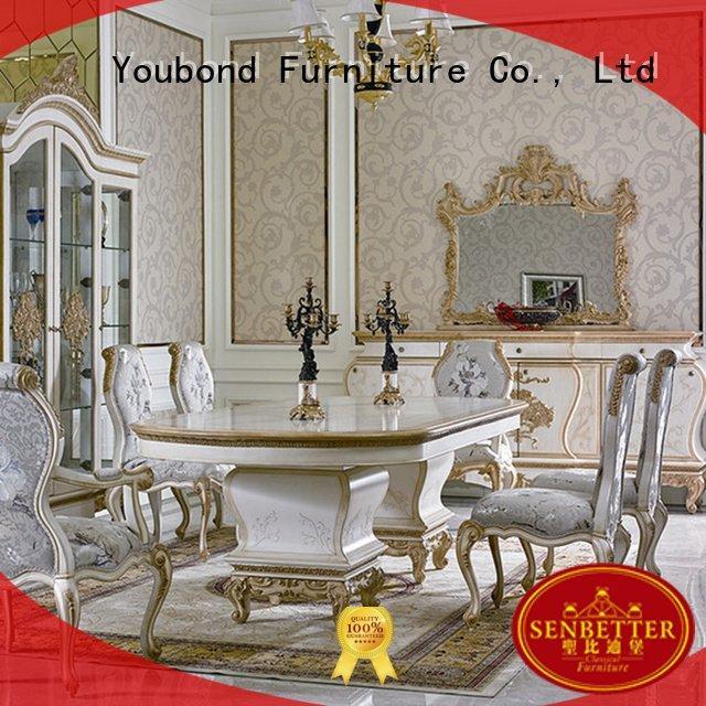 design set classic dining room furniture luxury Senbetter
