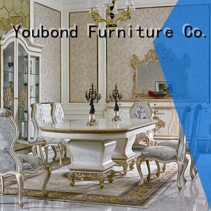 luxury classic white dining table manufacturers for villa