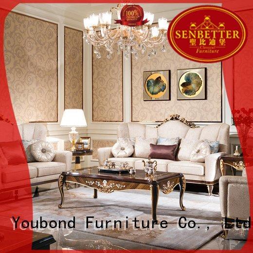 white living room furniture living lifestyle classic living room furniture Senbetter Brand
