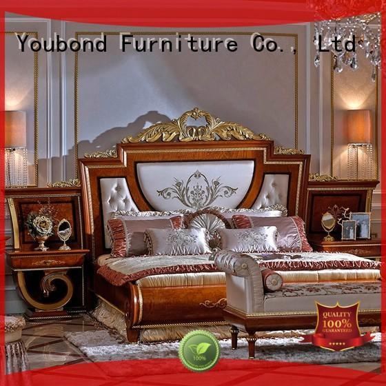 Senbetter Brand classic beech custom oak bedroom furniture