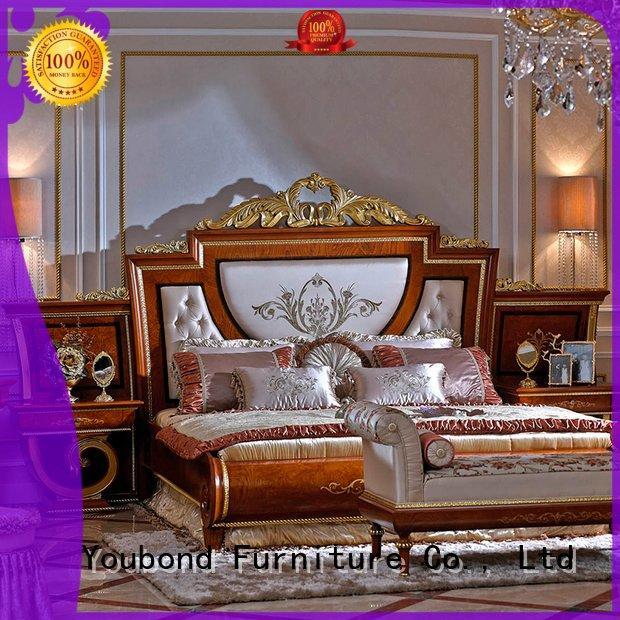 Hot oak bedroom furniture solid solid wood bedroom furniture design Senbetter