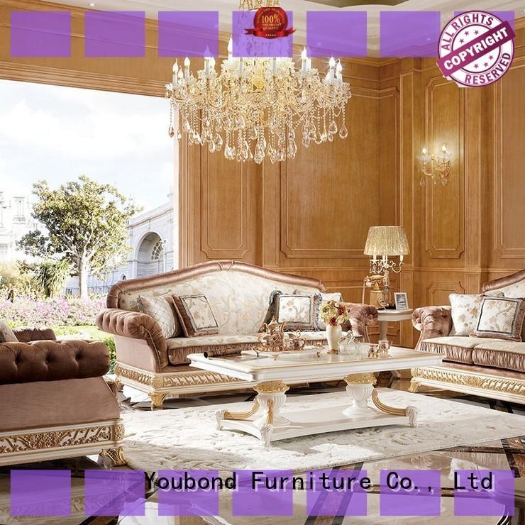 dubai flower classic living room furniture Senbetter Brand
