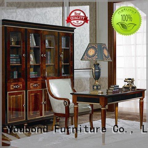 louis european mahogany Senbetter desk furniture