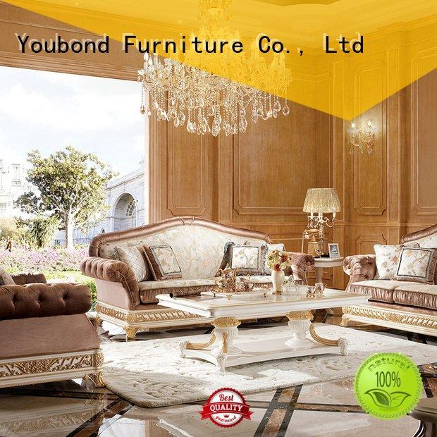 classic sofa delicate Senbetter white living room furniture