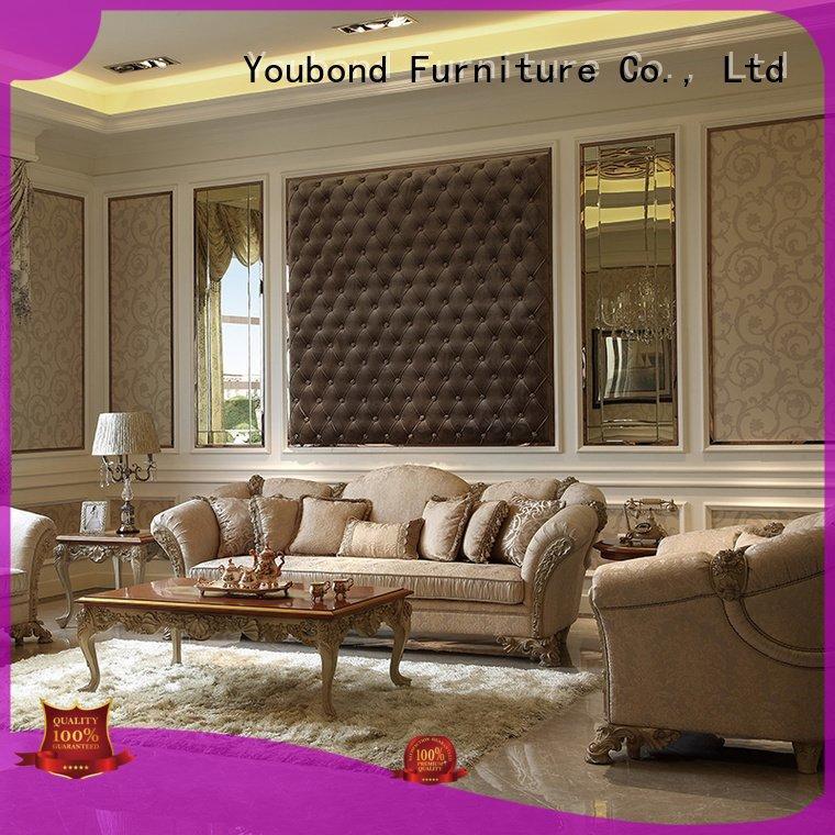 white living room furniture dubai style classic living room furniture Senbetter Brand