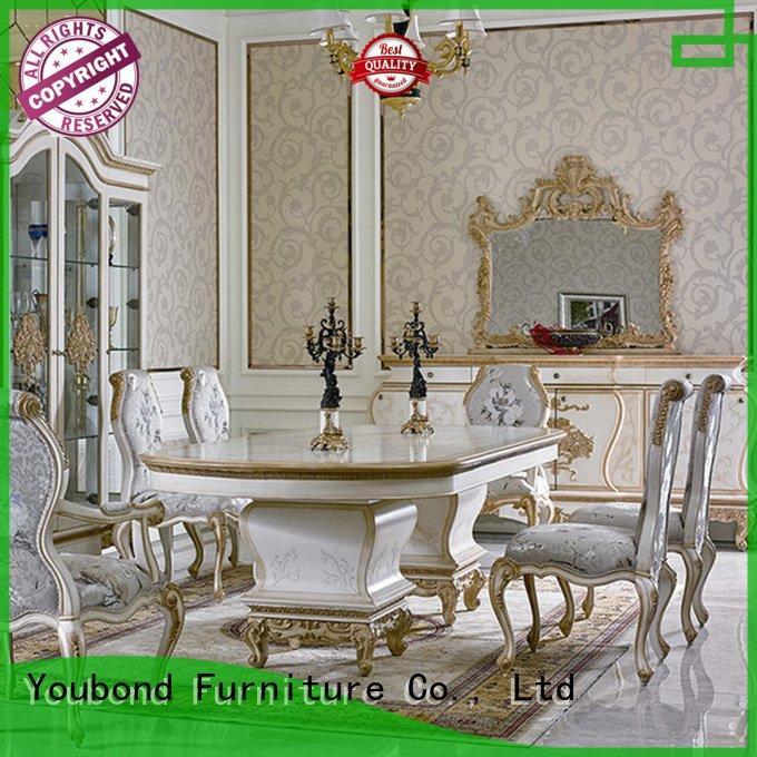 OEM dinette sets solid home dining classic dining room furniture