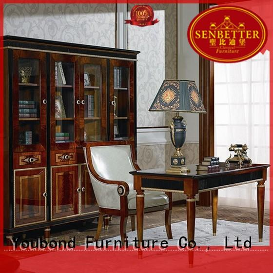 royal solid classic office furniture antique Senbetter