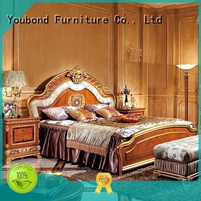 high end girls bedroom furniture set with solid wood table and chairs for sale