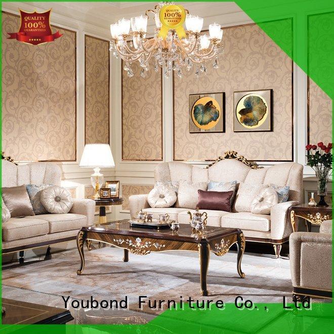classic living white living room furniture Senbetter Brand