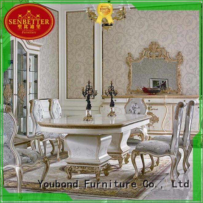 italian wooden dining set with table for collection