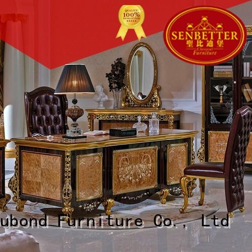 wood Custom highend classic office furniture houseoffice Senbetter