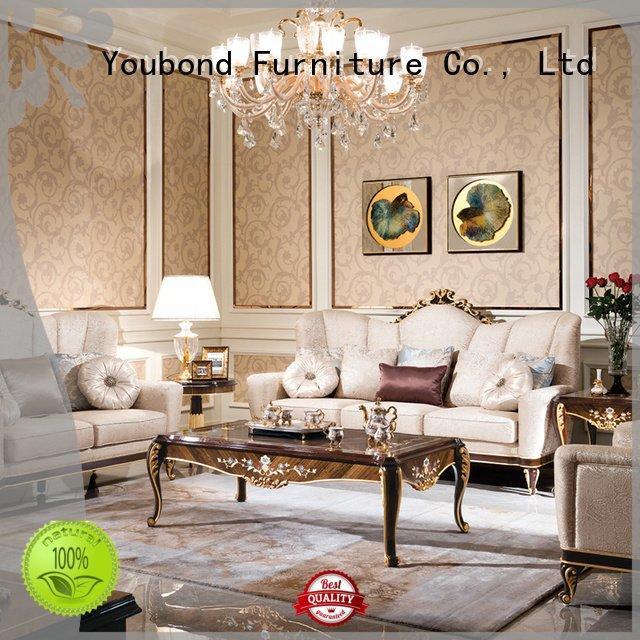 white living room furniture style classic living room furniture 00701 Senbetter