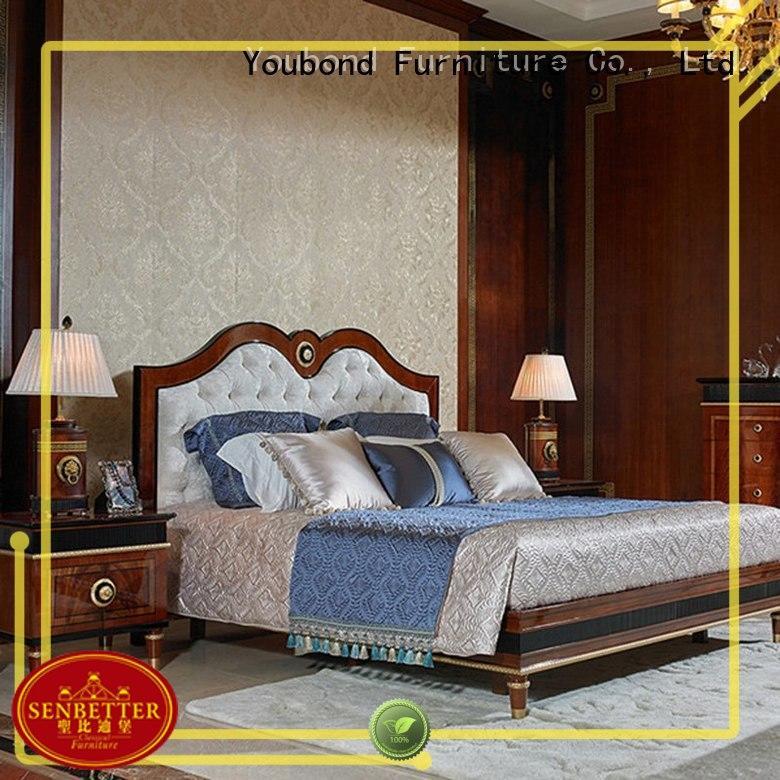 antique bedroom furniture wardrobe for royal home and villa Senbetter