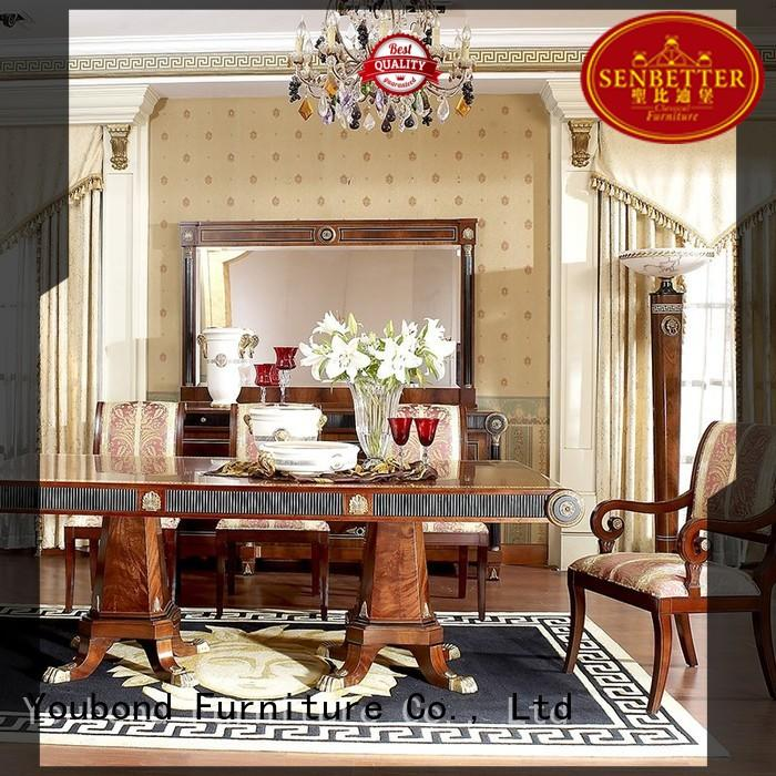 Senbetter legacy classic dining set with table for hotel