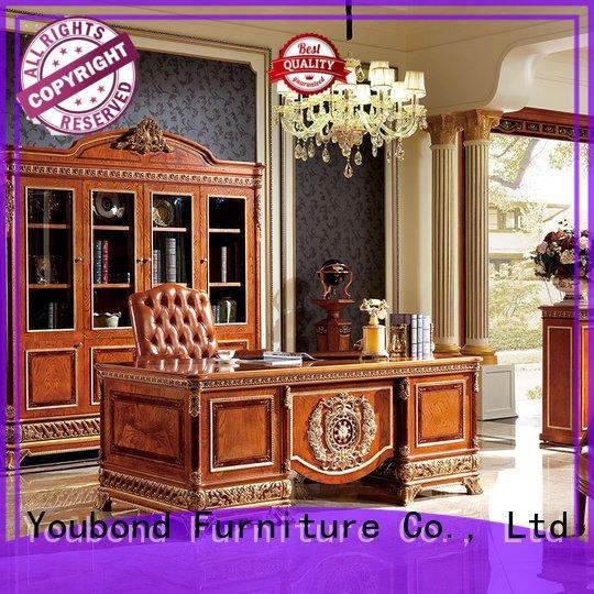design royal wood desk furniture Senbetter