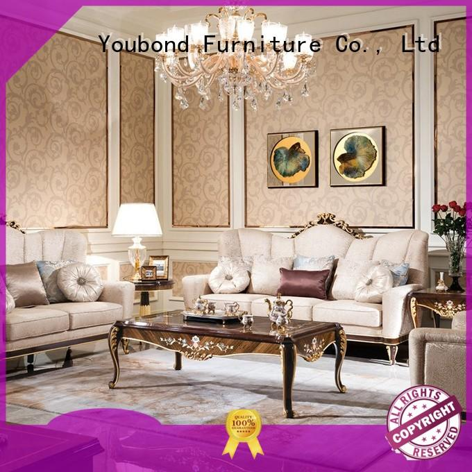 Senbetter Brand delicate classic white living room furniture sofa supplier