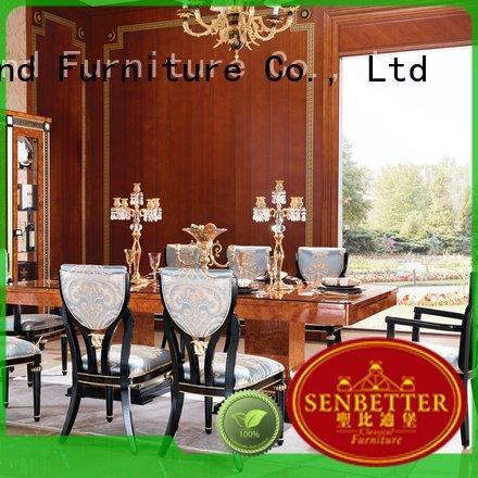 Senbetter Brand wooden dining dinette sets home european