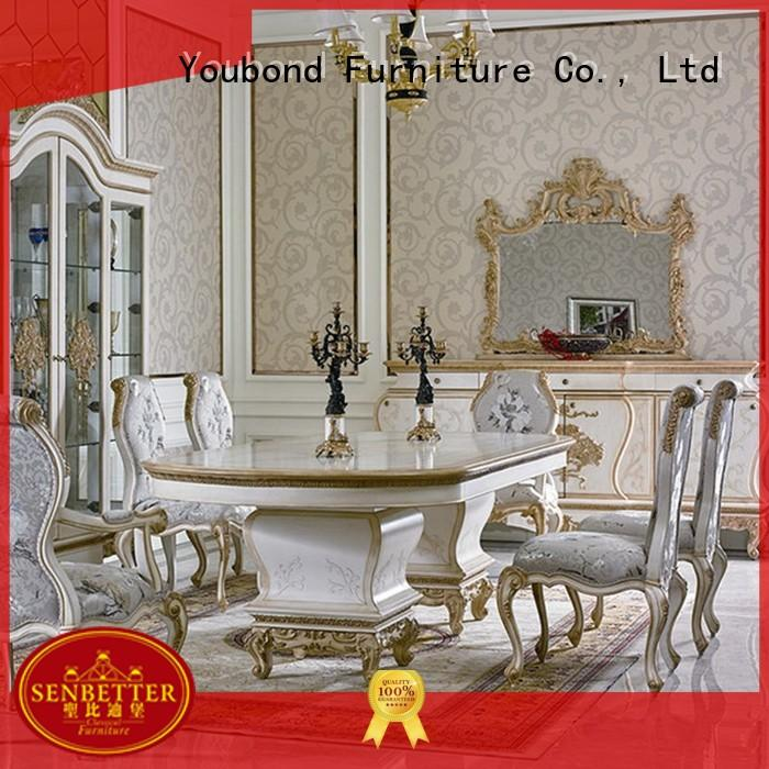 Senbetter custom cherry wood dining room chairs manufacturers for collection