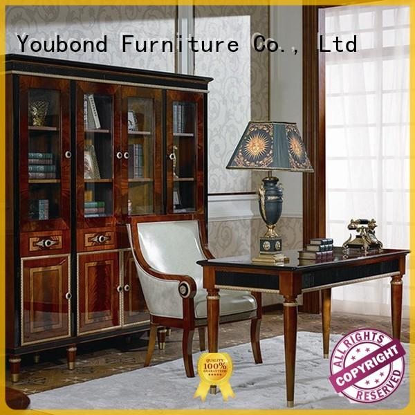 high end traditional office furniture with office chair for villa