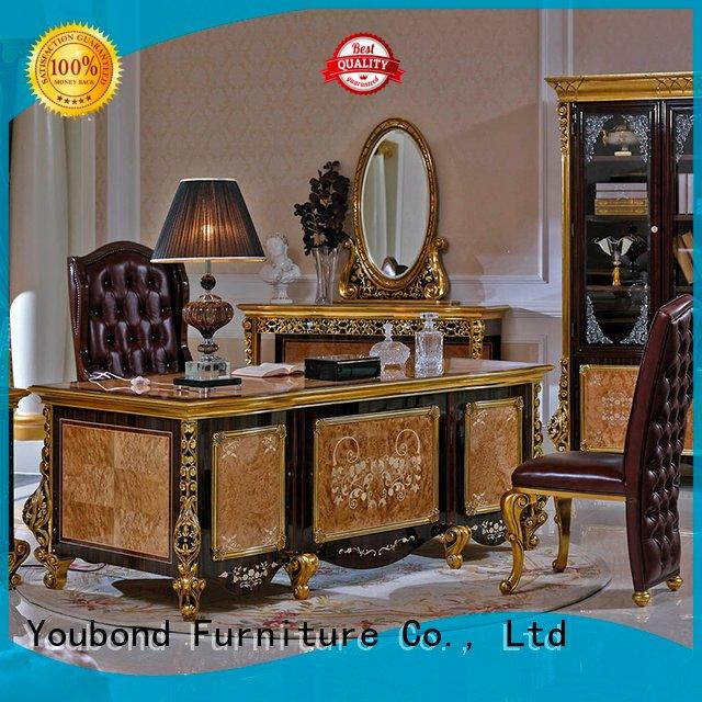 Senbetter Brand mahogany style classic office furniture carved furniture