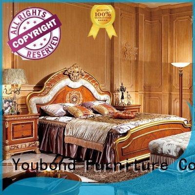 Senbetter bedroom solid wood bedroom furniture simple