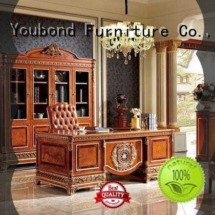 Senbetter Brand luxury solid room classic office furniture manufacture