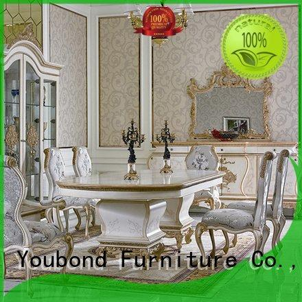 home solid luxury dining Senbetter classic dining room furniture