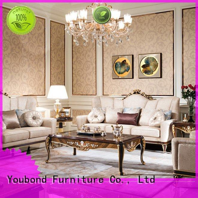 dubai classic living room furniture carving luxury Senbetter