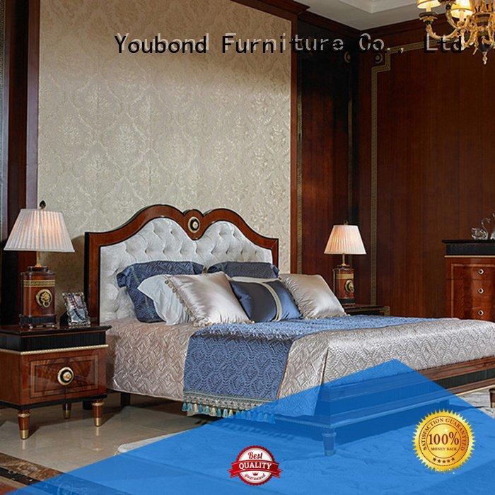 Senbetter Brand bedroom solid wood oak bedroom furniture