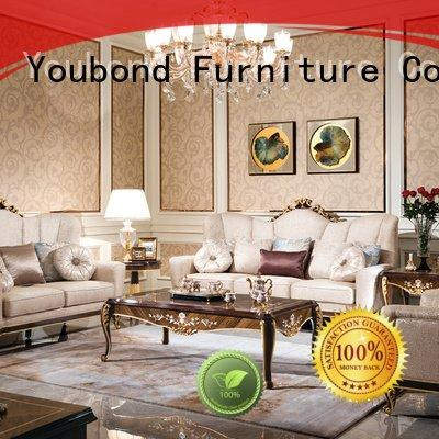 Hot white living room furniture flower classic living room furniture palace Senbetter