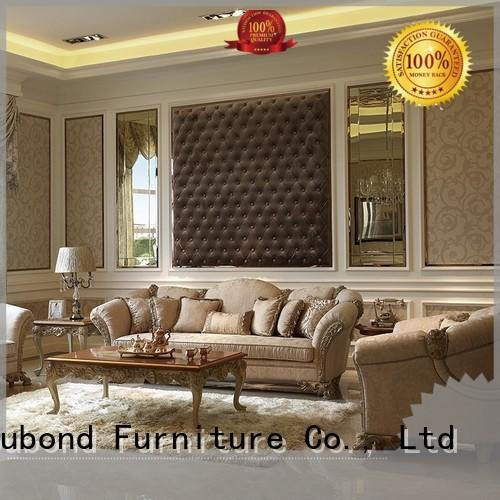 Senbetter quality living room furniture with flower carving for home