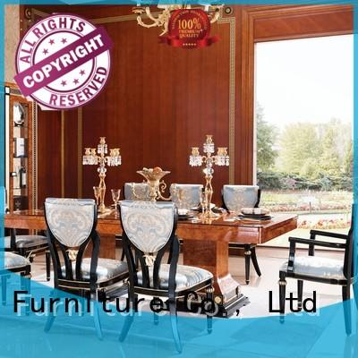 high-quality traditional wood dining table company for sale