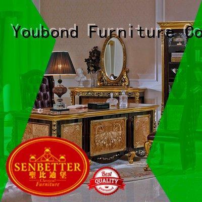 wood highend room 0061 Senbetter classic office furniture