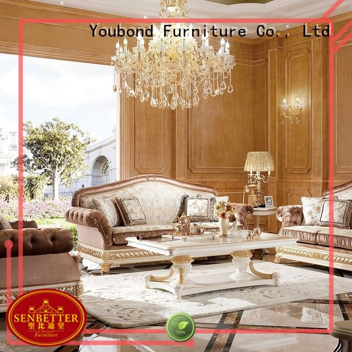 baroque latest classic living room furniture lifestyle Senbetter company