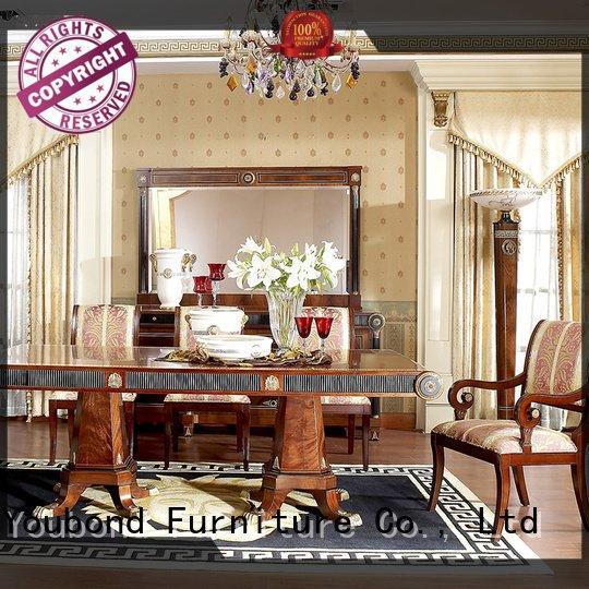 european room classic dining room furniture wood Senbetter